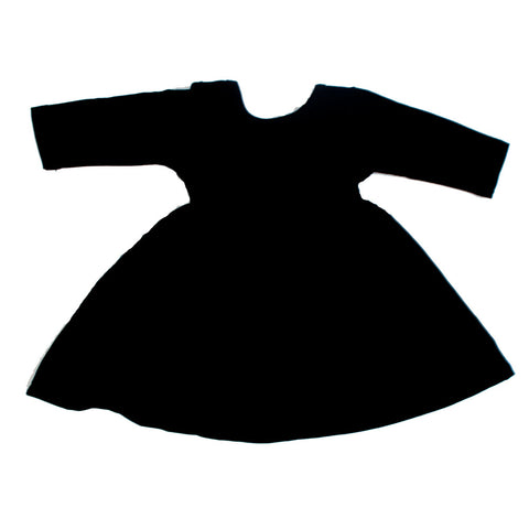 Swing Dress Black