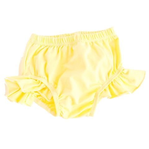 Flutter Bloomers Buttery Yellow