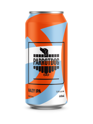 Parrotdog | Adrian Hazy IPA 440ml Can
