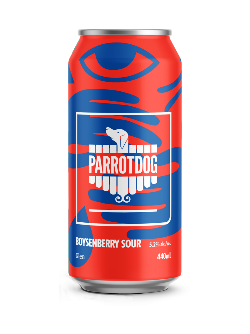 Parrotdog | Glen Boysenberry Sour 440ml can