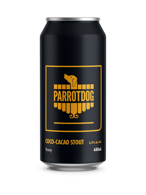Parrotdog | Terry Coco-Cacao Stout 440ml Can