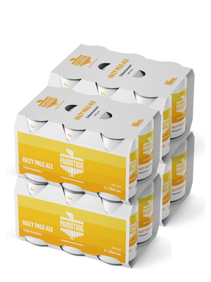 Yellowhammer Case | 4x 6pack 330mL cans