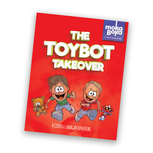 The Toybot Takeover