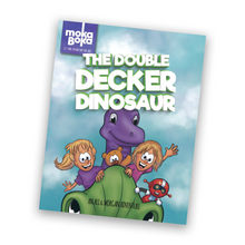 Load image into Gallery viewer, The Double Decker Dinosaur
