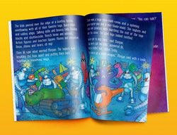 Personalized Adventure Storybook