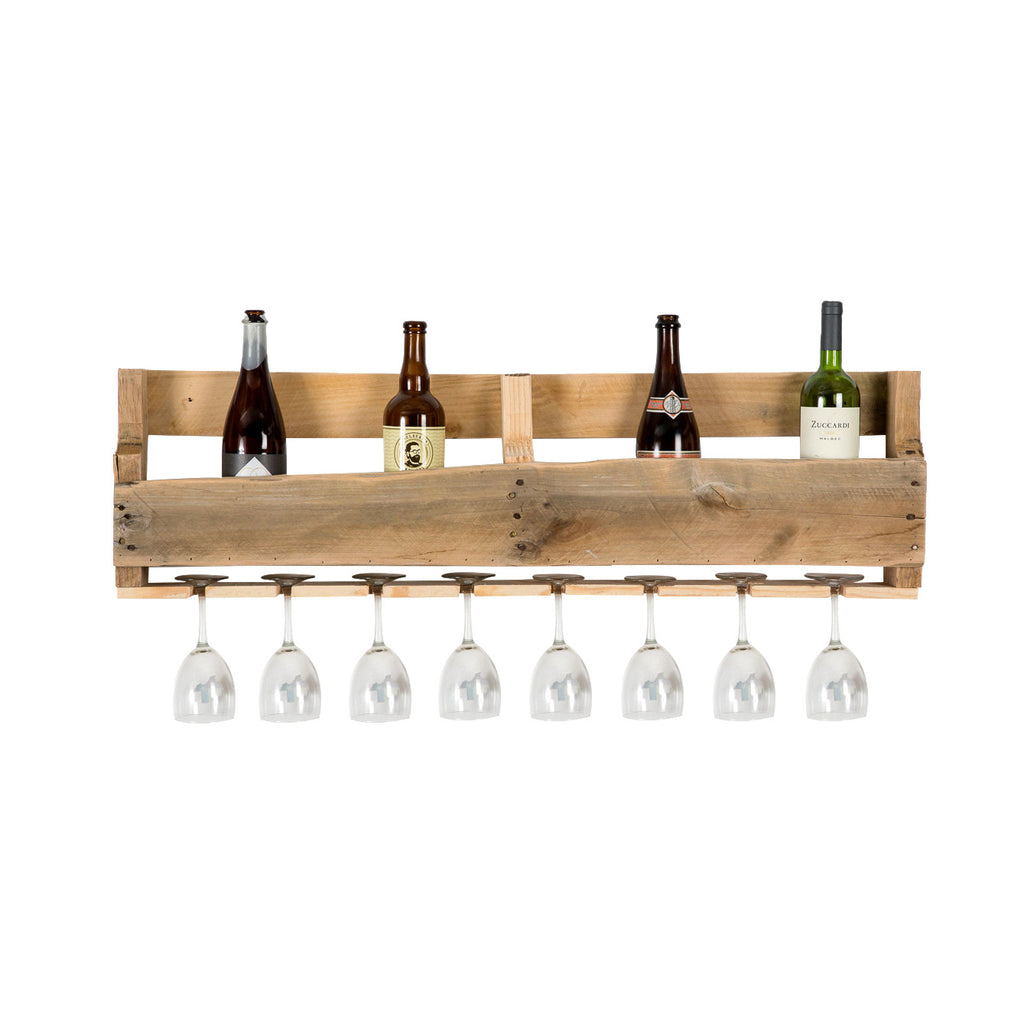 Olivia - Wine and Glass Rack