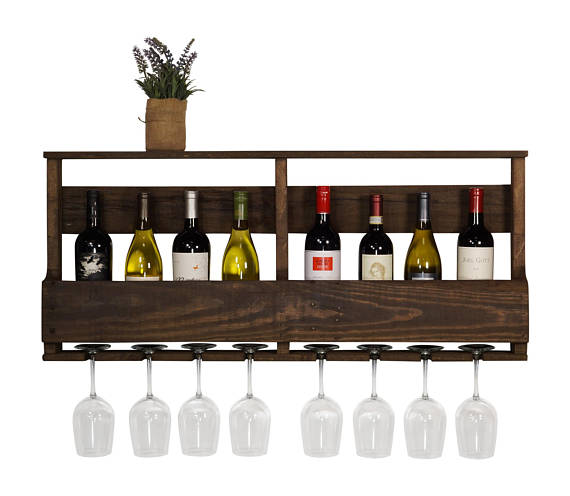 Top Shelf Large Wine Rack