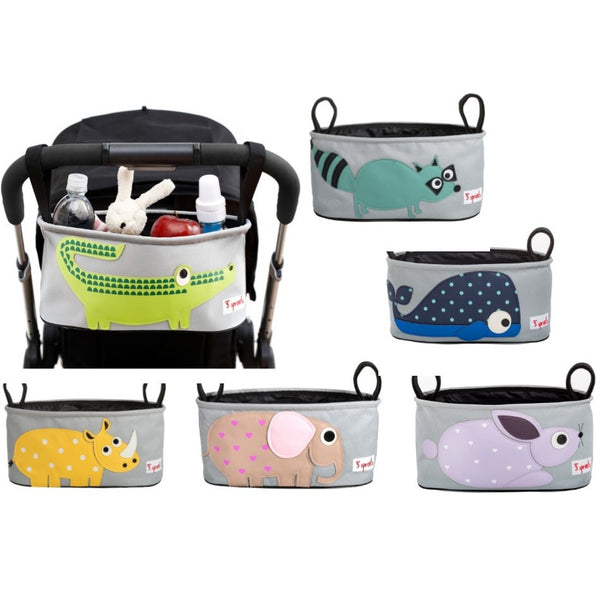 3 Sprouts Pram Caddy