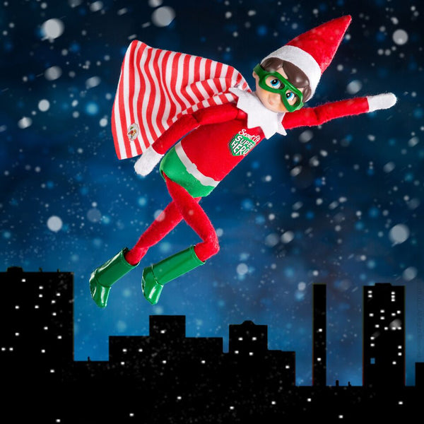 Elf on the shelf Super Hero Outfit