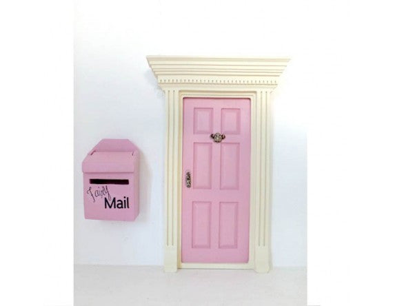 'Lil Fairy Mailboxes