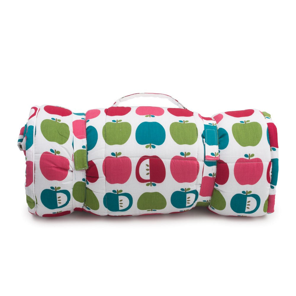 Penny Scallan Nap Mat Apple Seed Kids