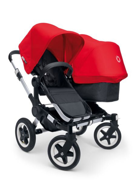 Bugaboo Donkey Duo Silver Frame