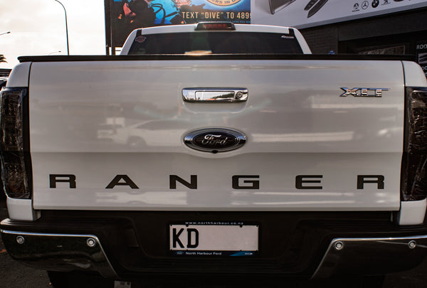 DIY: Make new look of your Ford Ranger with modern LED tail lights.