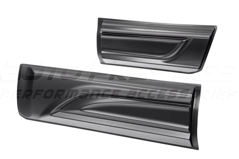 "3.5"" Chrome Oval Nudge Bar with Skid Plate for Isuzu D-Max 2012-present"