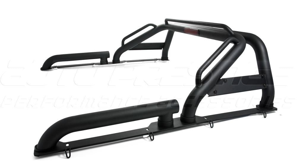 matte black r01 roll bar for ford ranger 2012