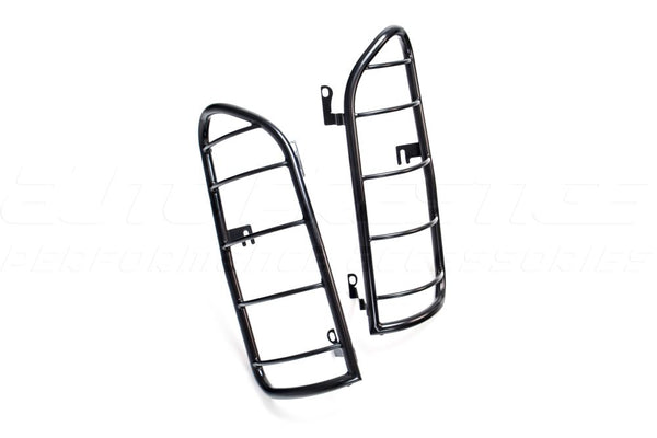 Black Tail Light Guards for Toyota Hiace 2005-present
