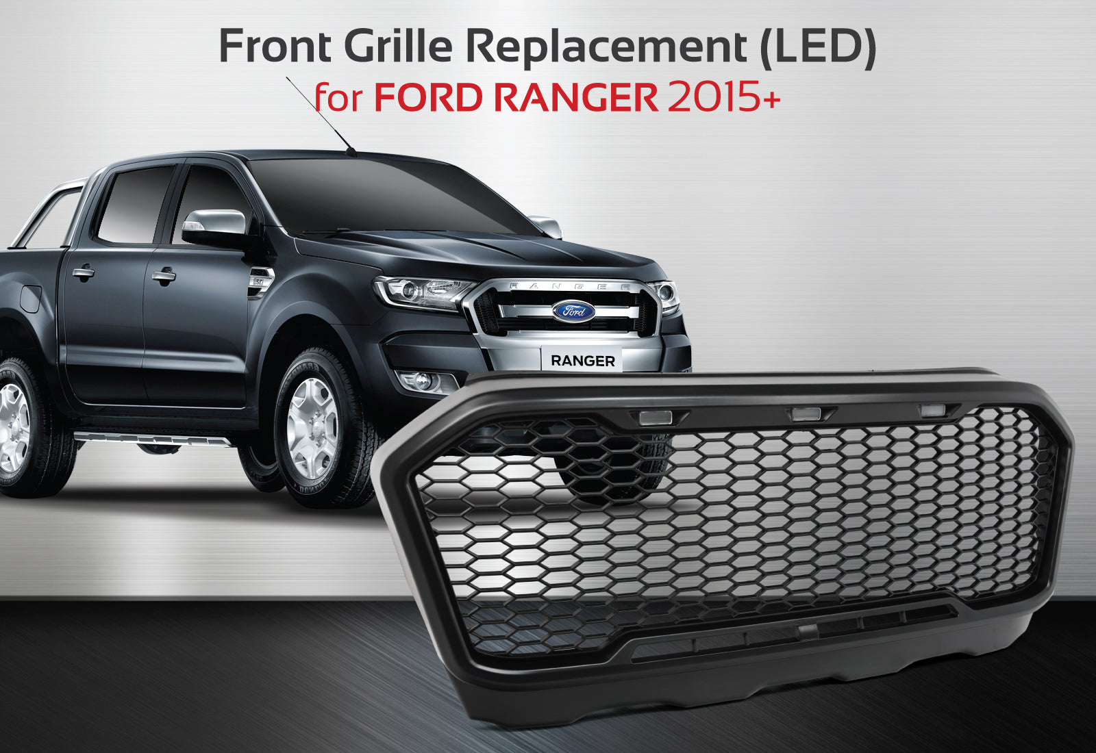 Audi Q5 Grill Replacement