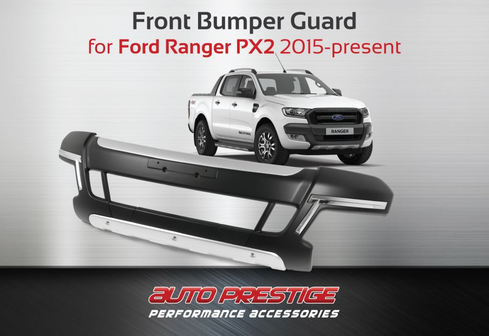 Bumper Guard for Ford Ranger PX2 2015-Present
