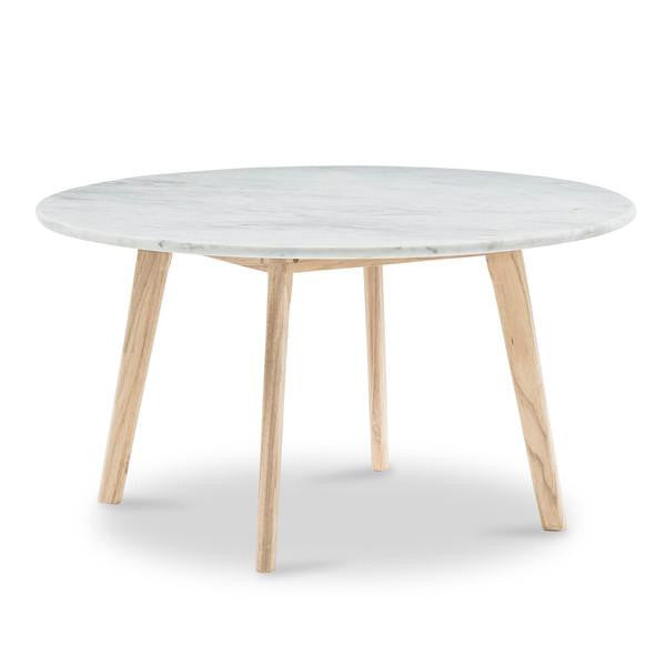 Round Marble Coffee Table Medium