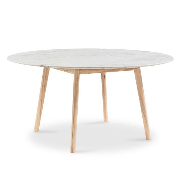 Round Marble Dining Table | Harpers Project