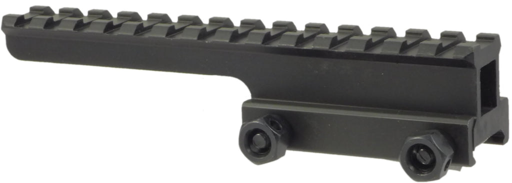 "Tufforce 1"" Height, 14 slots Extend Riser Mount, MT-1R6E8"