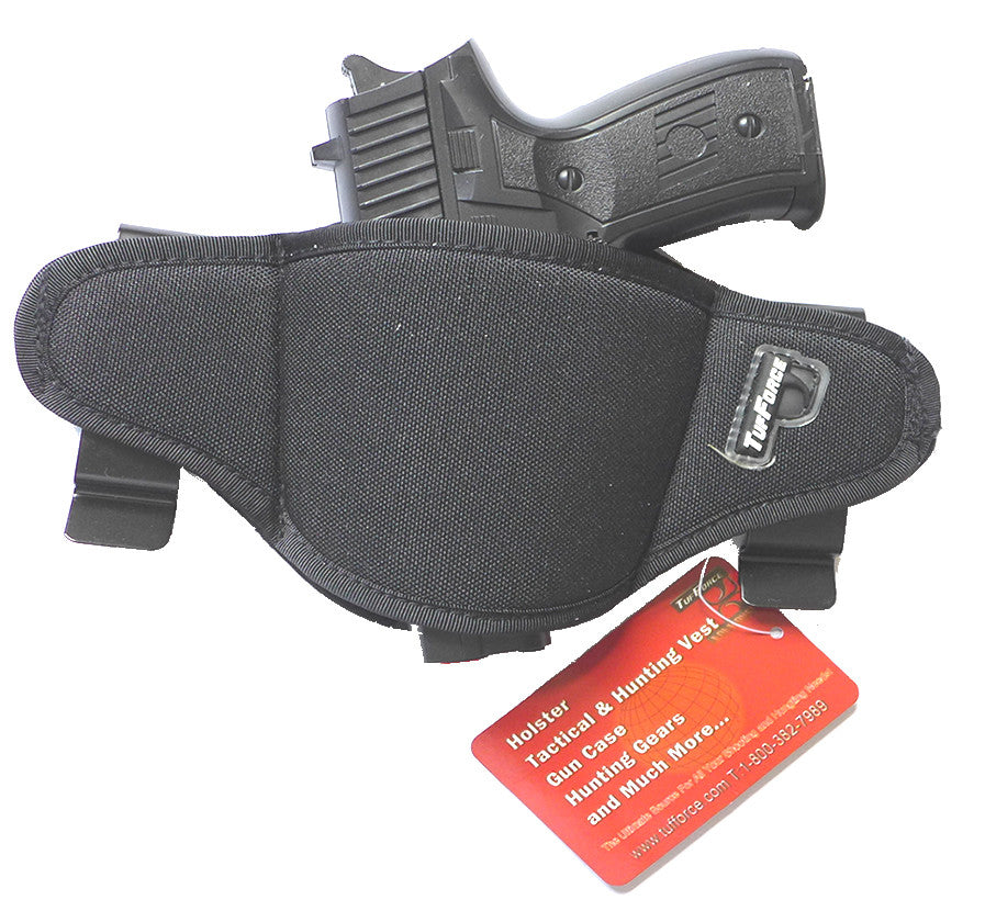 Tufforce Tuckable IWB (inside waistband) Holster for Pistols, L, M, S, 3 size cover all Pistols, Shipping from MI, U.S
