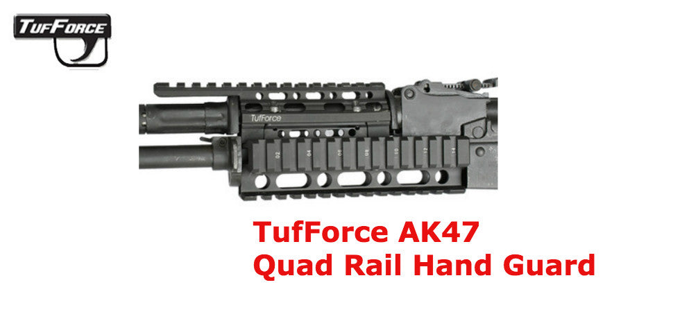 ak47 quad rail hand guard