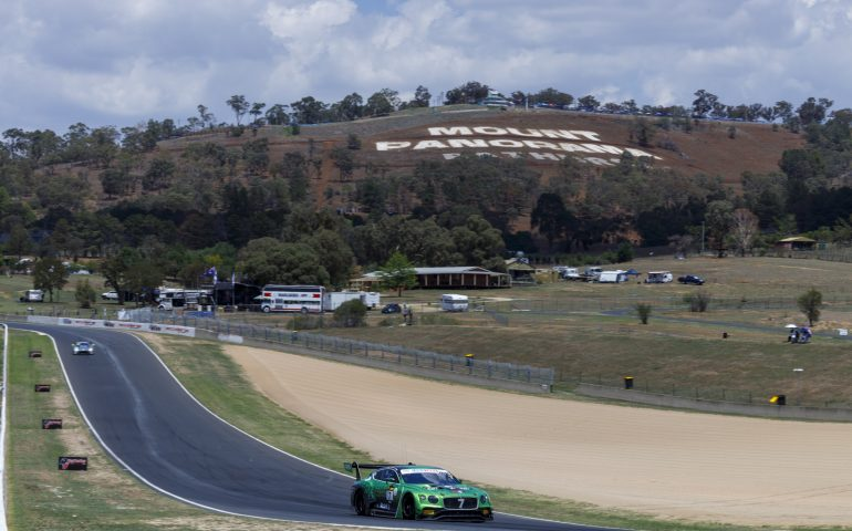 Once again Rampage Products in the Winning Cars at Bathurst 12HR