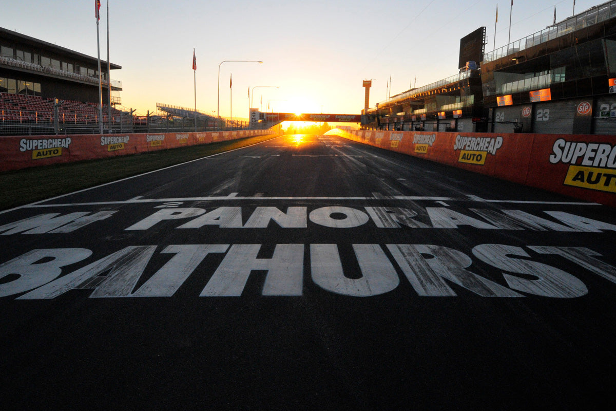 The Secret to Winning at Bathurst