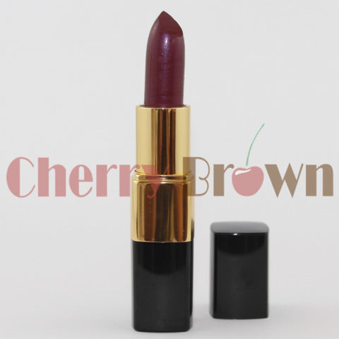 Cherry Brown Natural Lipstick - Berry - full view