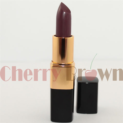 Natural Lipstick - Grape shade - full view