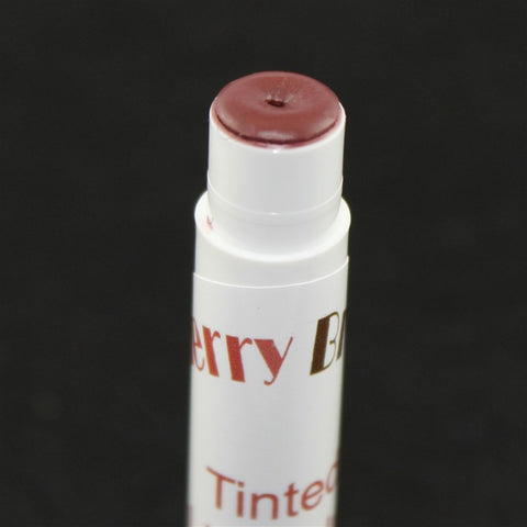 Grape Tinted Lip Balm Close Up