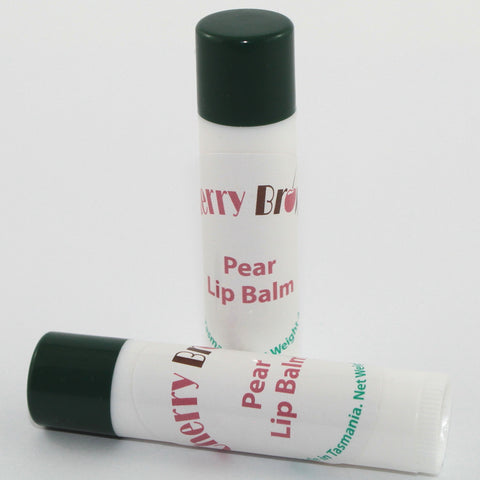 Natural Lip Balm | Pear