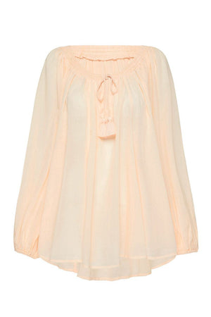 spell honey blouse peach