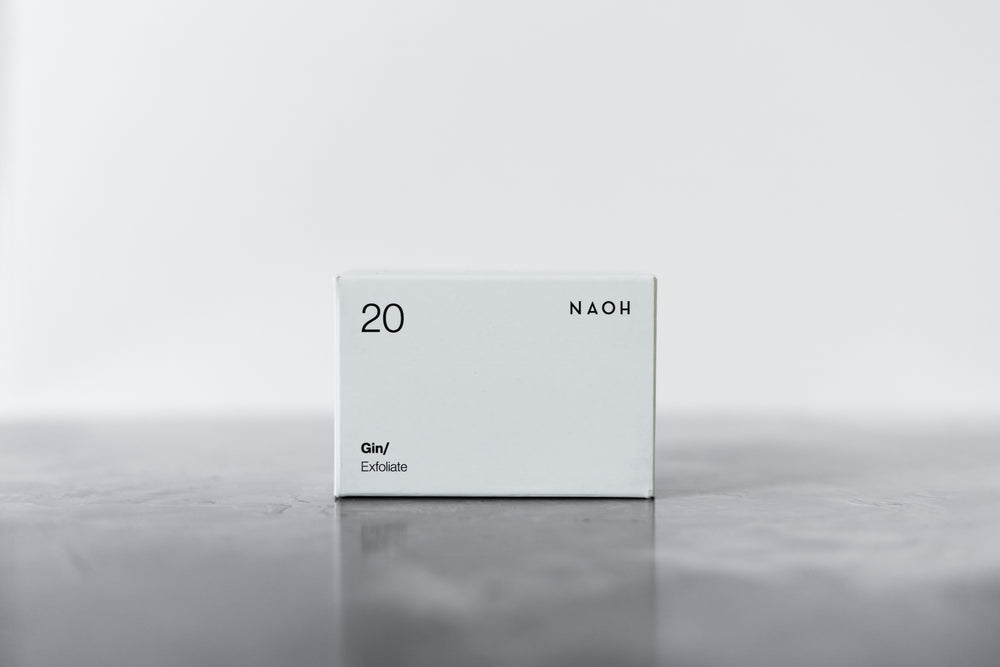naoh soap bar gin