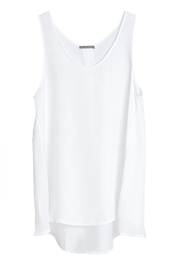 lounge the label tunic embiez white