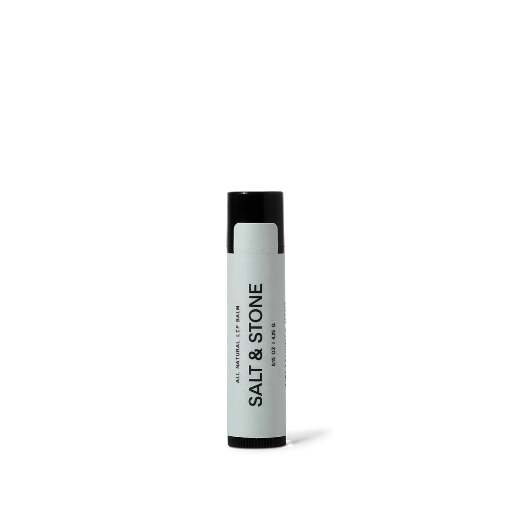 salt and stone california mint organic lip balm