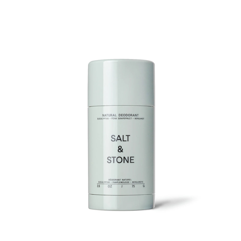 salt and stone natural deodorant eucalyptus and bergamot