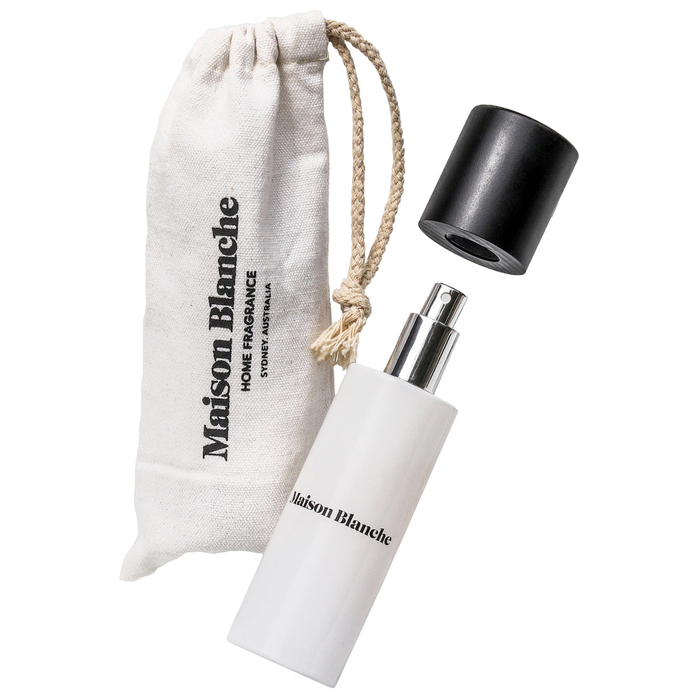 maison blanche paperwhite and clementine hand sanitiser spray