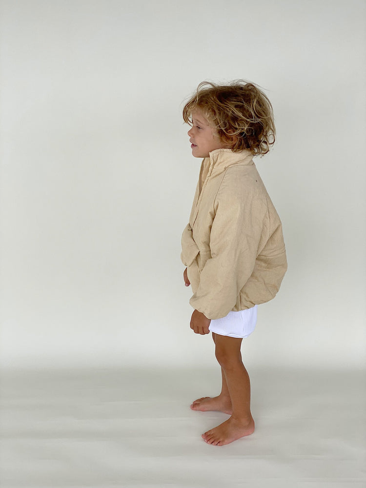 by billie joey jacket beige