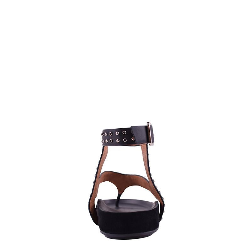 sol sana imogen wedge black