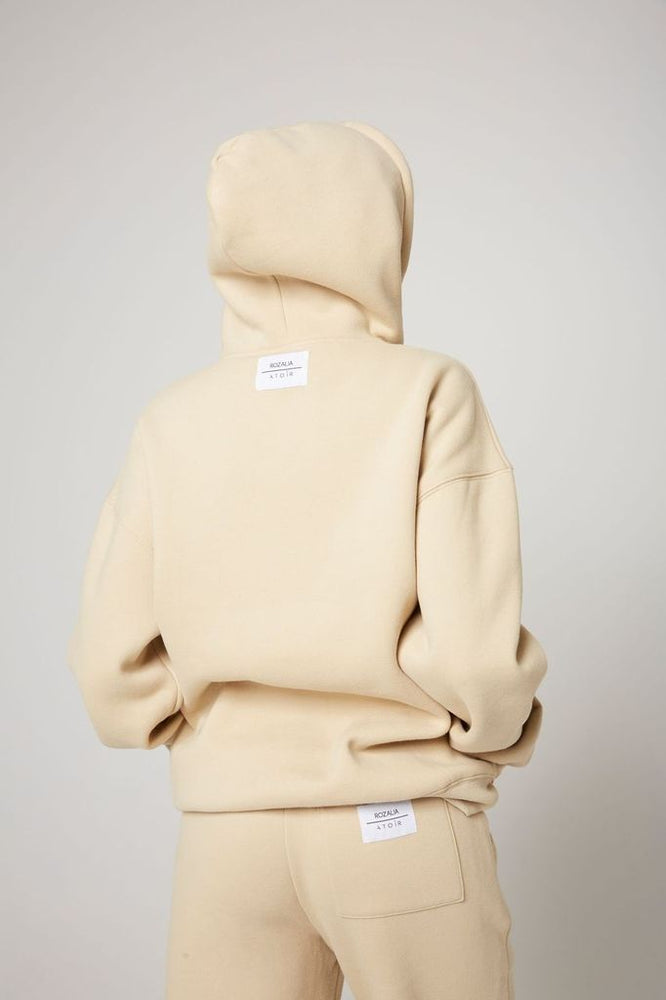 atoir x rozalia russian the hoodie oatmeal