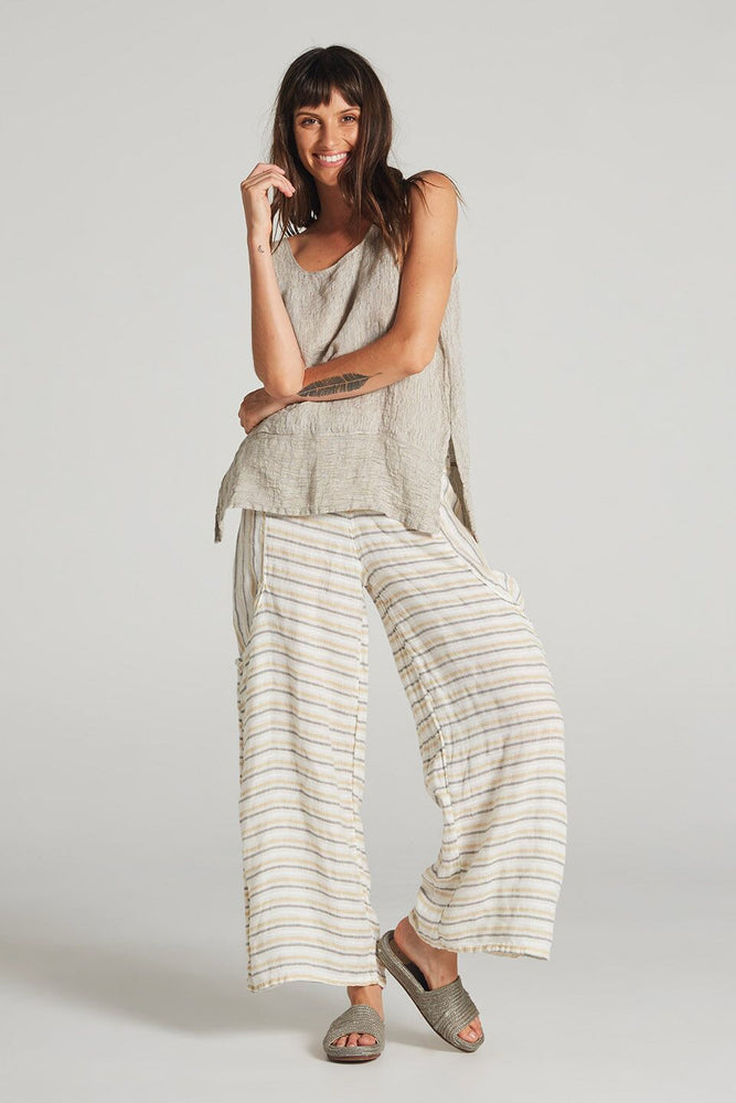 estilo emporio pocket pant giotto stripe
