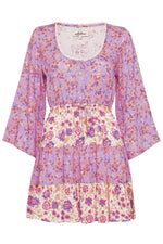 arnhem harmony mini dress lilac