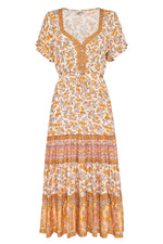 arnhem honey sundress coconut cream