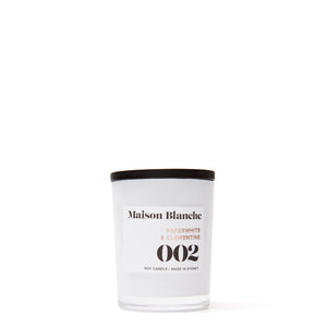 maison blanche paperwhite and clementine candle small