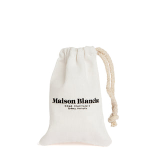 maison blanche rose and amber candle small