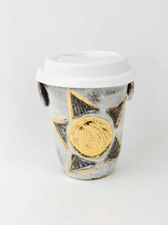 sun and moon ceramic keep cup