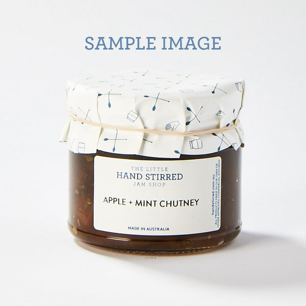 Apple Mint Chutney