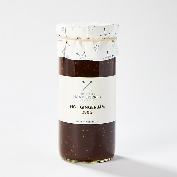 Fig + Ginger Jam